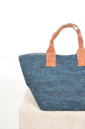 Tasche SMALL in Blau