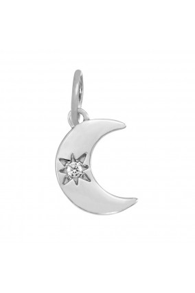 Charm MOONLIGHT in SIlber