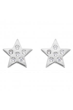 Ohrringe STARLIGHT in Silber