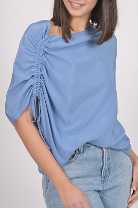 Shirt aus Seide in Lanvin - Blau