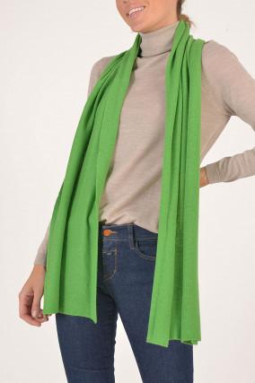 Schal in Grün