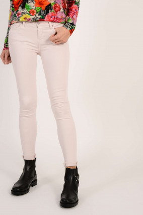 Jeans THE SKINNY CROP in Rosa
