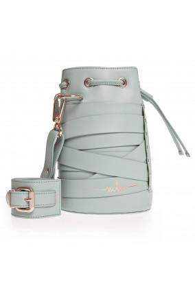 Tasche in Mintgrün