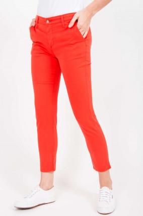Hose CADEN in Rot-Orange