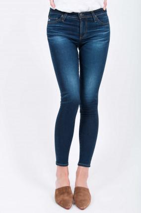 Jeans THE LEGGING ANKLE in Dunkelblau