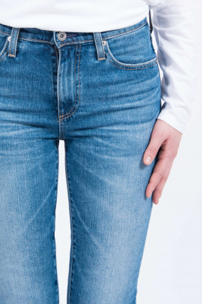 Jeans THE ISABELLE in Mittelblau