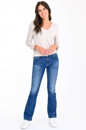 Jeans BOOTCUT in Mittelblau