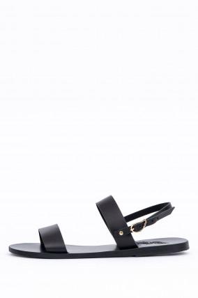 Sandale CLIO in Schwarz