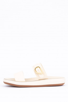 Pantolette PREVEZZA COMFORT in Weiß
