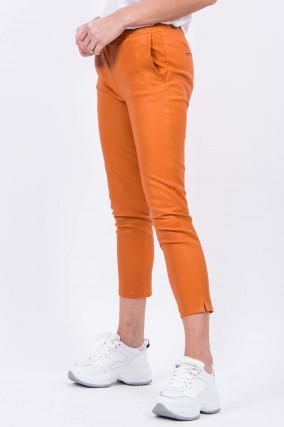 Lederhose PROVENCE in Orange