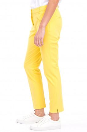 Hose RACHEL in Gelb