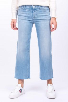 Jeans-Culotte CASEY in Hellblau