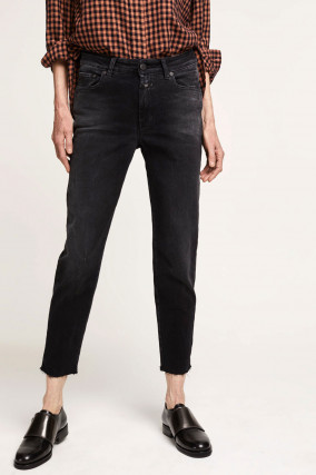 Jeans DAY MOM FIT in Antra