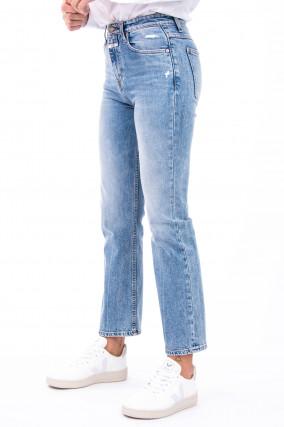 Jeans BAYLIN mit Vintage-Waschung in Mittelblau