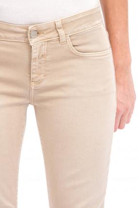 Jeans BAKER mit schmalem Bein in Beige