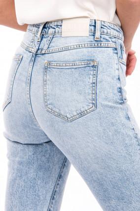 Jeans BAKER HIGH in Hellblau
