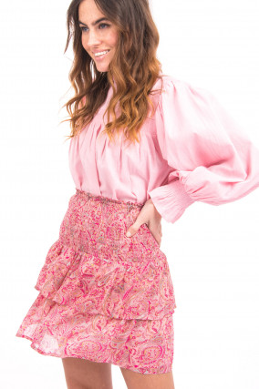 Paisley Rock in Pink/Rosa