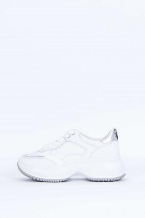 Sneaker MAXI I ACTIVE mit Statement-Sohle in Weiß