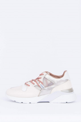 Sneaker ACTIVE 1 in Natur/Rose
