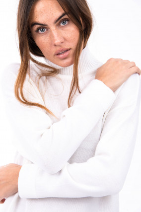 Pullover LANCIA in Weiß