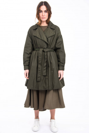 Trenchcoat MEBOULA in Oliv
