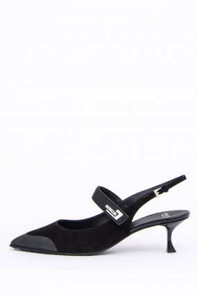 Pumps ROSS in Schwarz