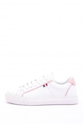 Sneaker ALODIE in Weiß/Rosa