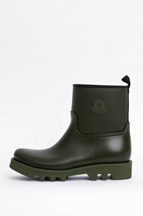 Regen-Boot GINETTE in Oliv