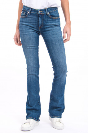Jeans BOOTCUT SOHO LIGHT in Mittelblau