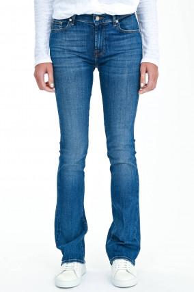 Jeans BOOTCUT SOHO LIGHT in Mittelblau