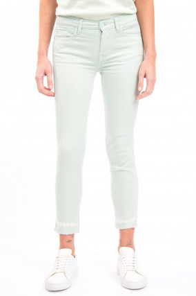 Jeans ROXANNE ANKLE in Mint