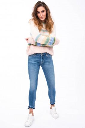 Jeans THE CLASSIC SLIM in Hellblau