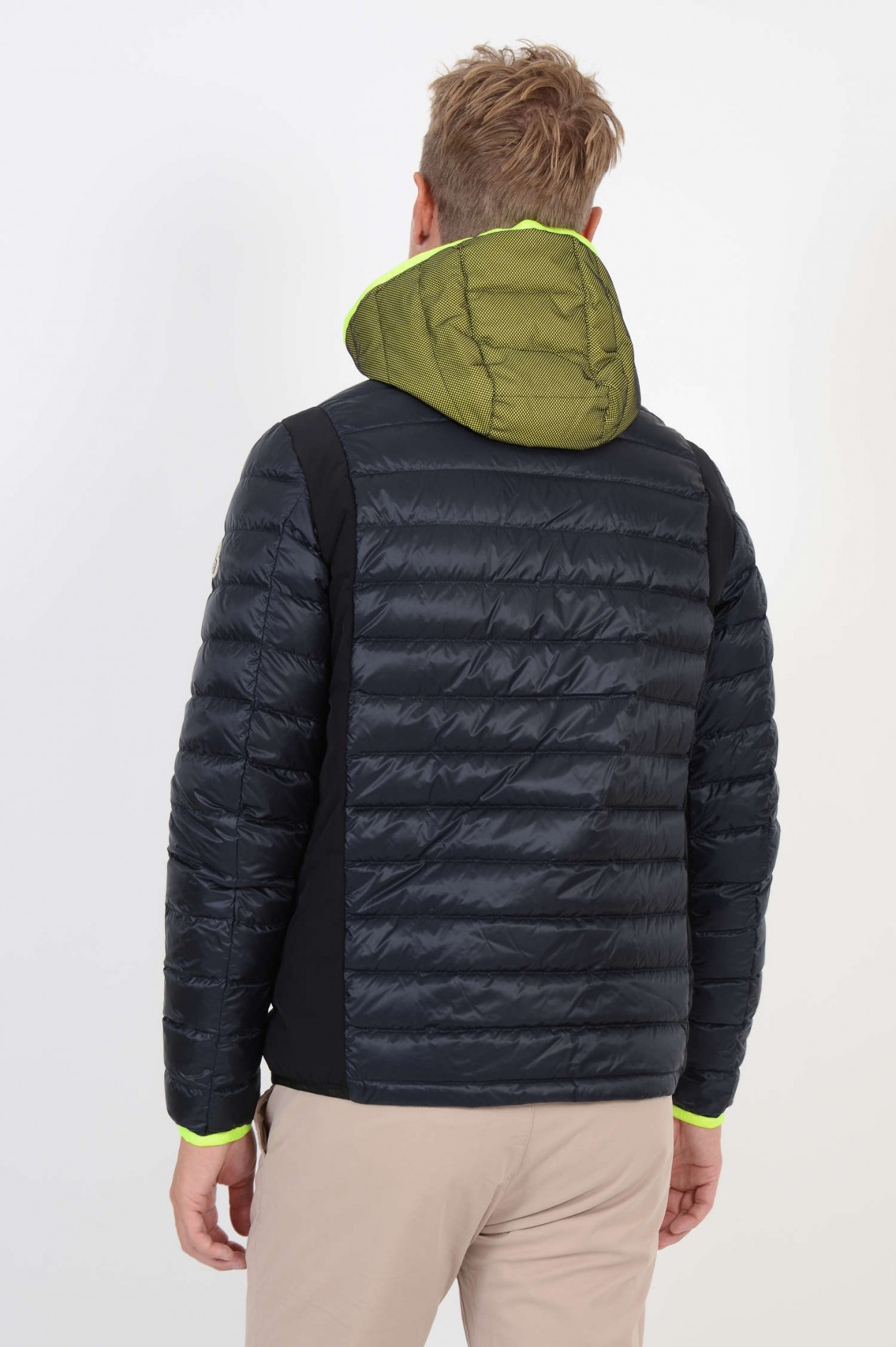 new style 17784 4c64b Jacke HERS in Navy