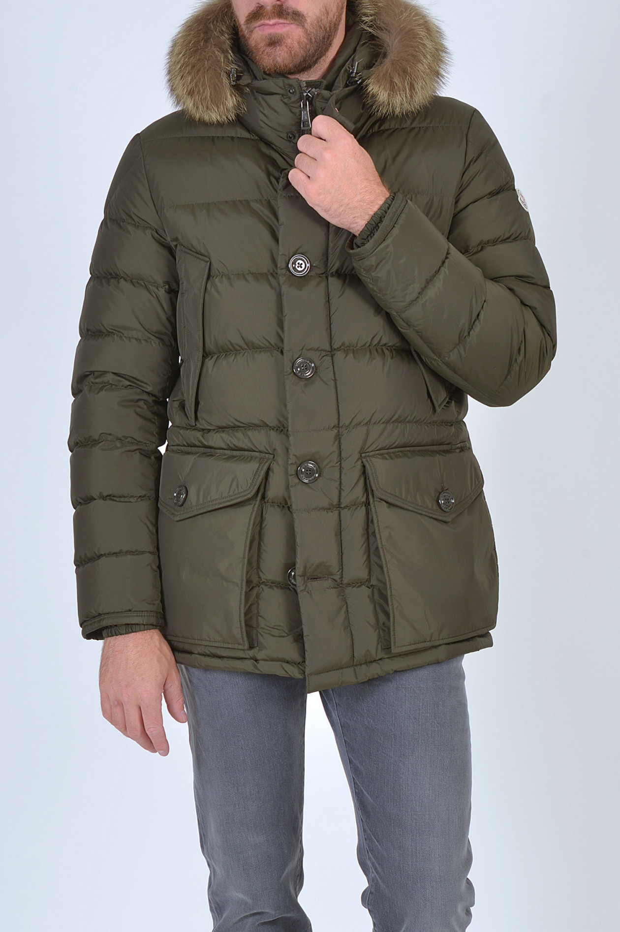 the best attitude 8be23 07883 Parka CLUNY in Oliv