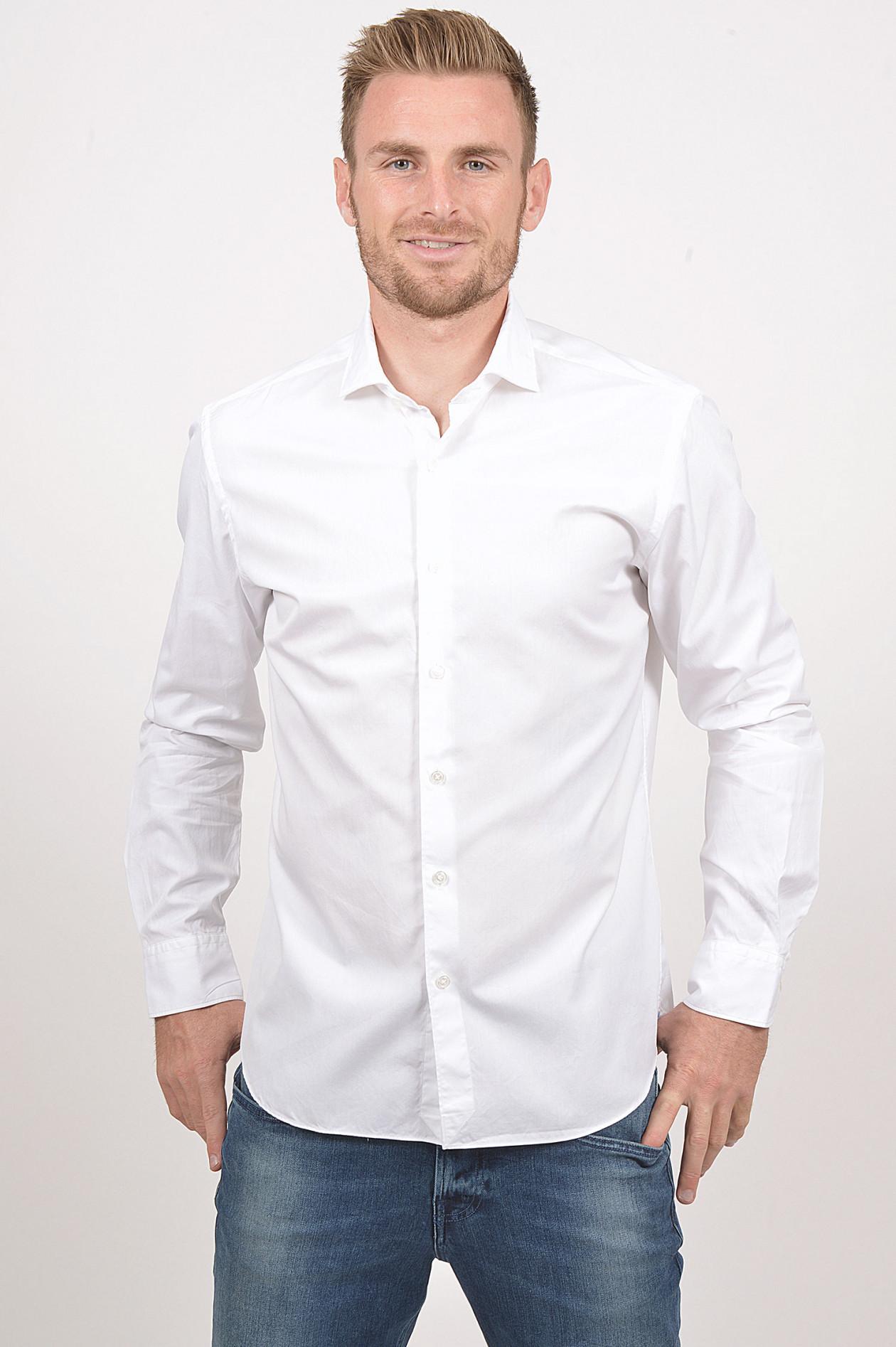 haifischkragen hemd