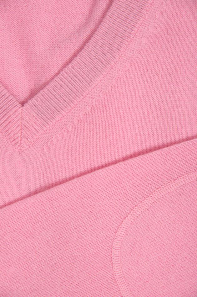 1868 Cashmere Pullover in Rosa
