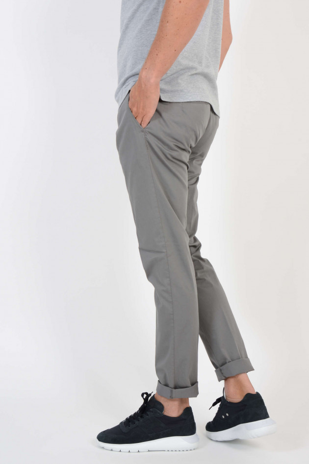 Berwich Chino in Taupe