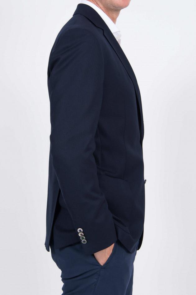 Dressler Sakko mit Struktur in Navy