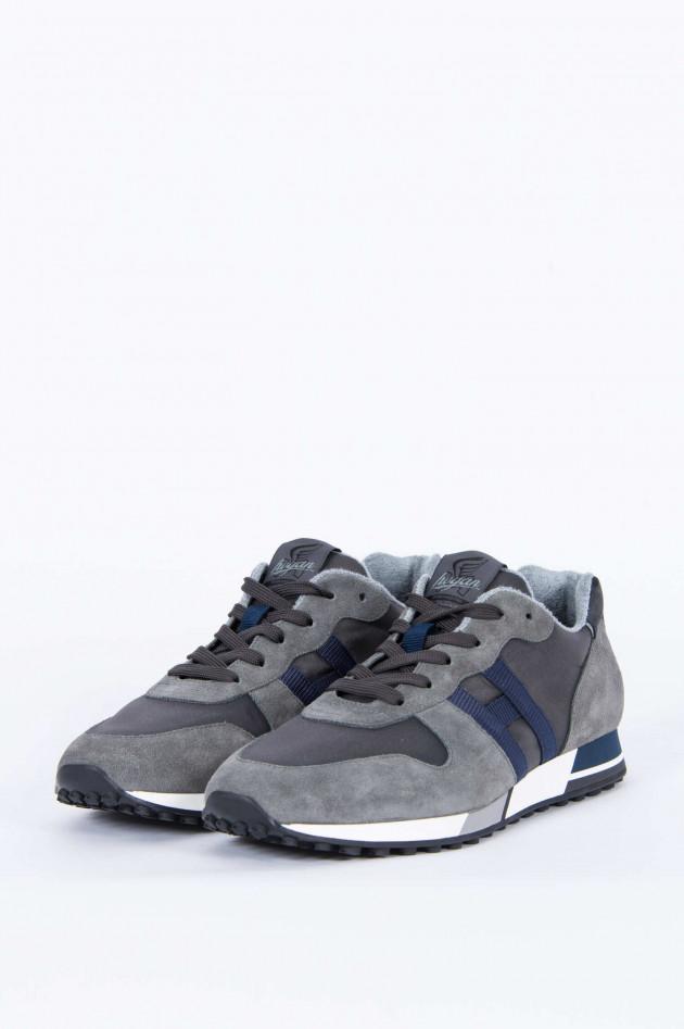 Hogan Sneakers RUNNING in Grau