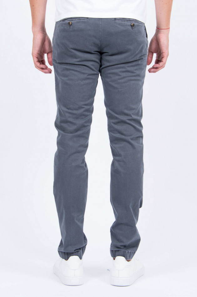 Jacob Cohën Chino COMFORT in Graphit