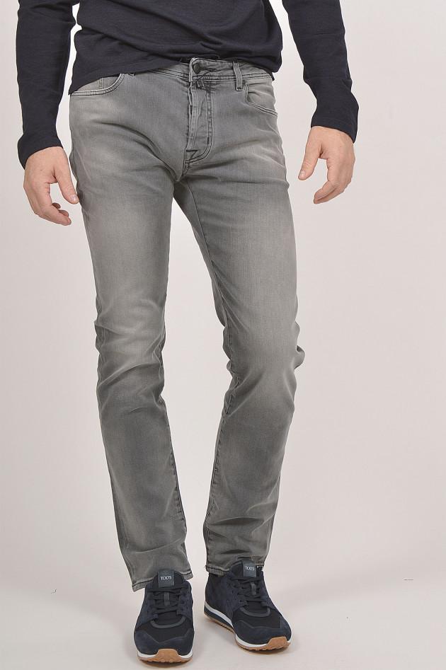 jacob cohen jeans in grau gruener at. Black Bedroom Furniture Sets. Home Design Ideas