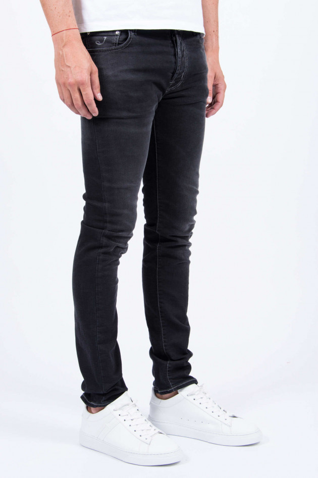 Jacob Cohën Jeans COMFORT FIT in Antra