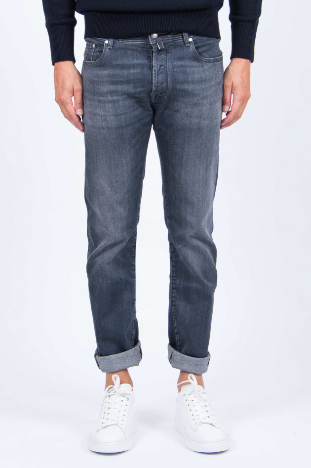 Jacob Cohën Jeans COMFORT FIT in Grau