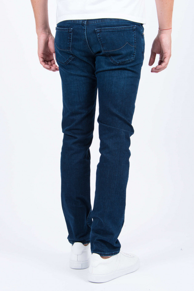 Jacob Cohën Jeans COMFORT FIT in Dunkelblau
