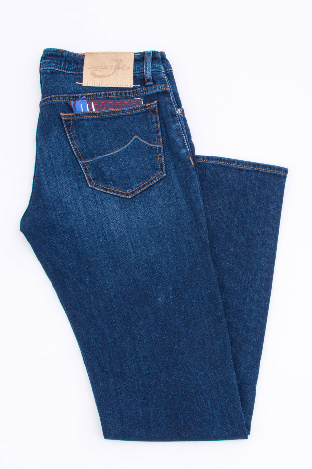 Jacob Cohën Jeans COMFORT FIT in Dunkelblau
