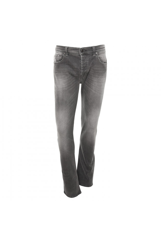 Seven for all Mankind Jeans CHAD THE SLIM in Grey