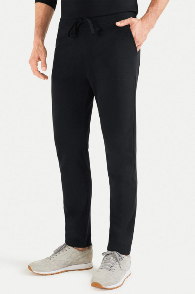 Juvia Sweatpants in Schwarz