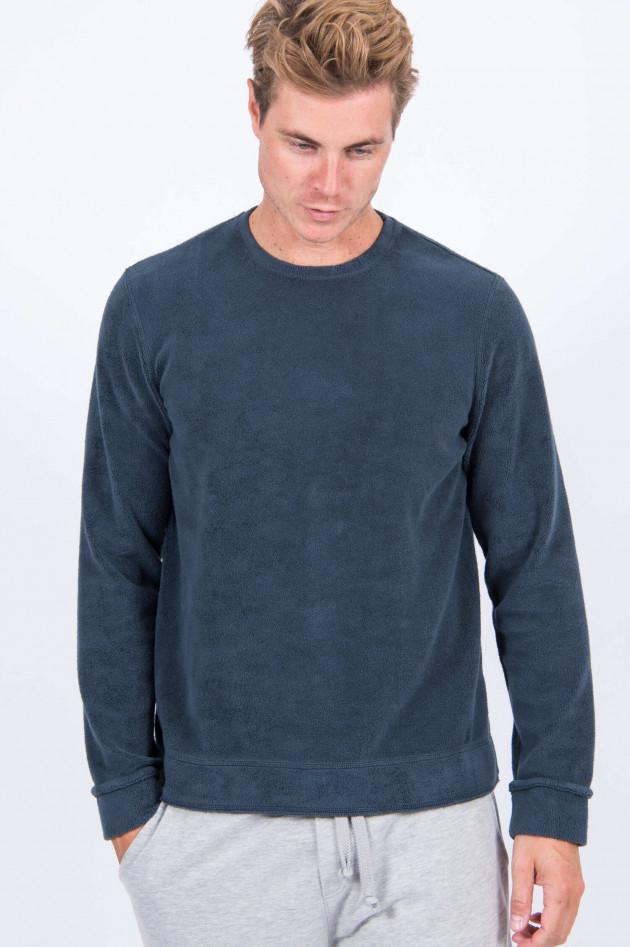 Juvia Sweatshirt in Blaugrau