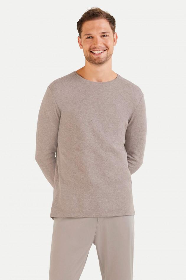 Juvia Cashmix Sweater in Taupe