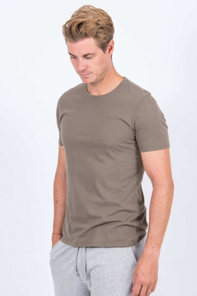 Juvia T-Shirt in Beige
